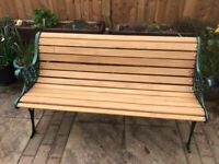 3 different garden benches for sale