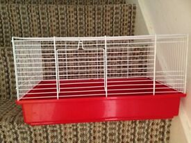 Small Animal Pet Cage (Hamster/Rat/Mouse etc). 45cm/23cm/27cm.