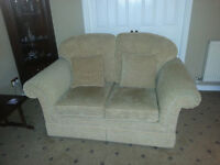 3 seater sofa and 2 seater sofa free to collect