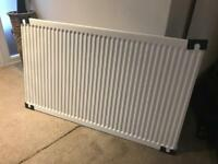 Wickes 1000mm wide by 600mm high radiator