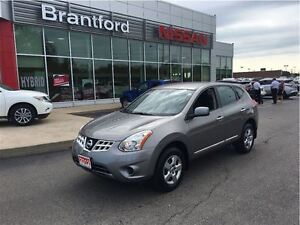 2012 Nissan Rogue S FWD