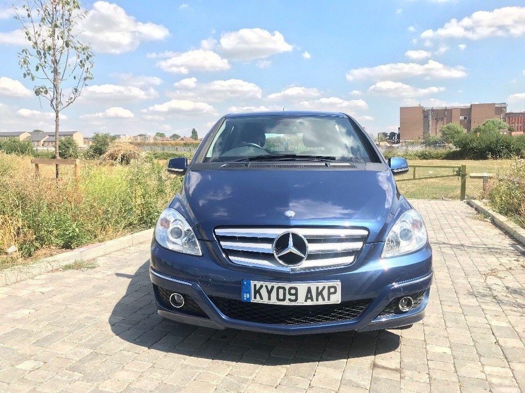 Mercedes Benz B Class Facelift 1 5 B150 Se Autotronic 5dr 3795 In