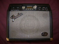 Fender G-DEC 15 Guitar Amp / Amplifier with Drums and Bass.