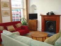 SHORT TERM: (Ref: 743) Montgomery Street. Fantastic one bed, second floor flat!