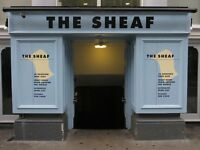 The Sheaf London bridge, is Looking for full time staff