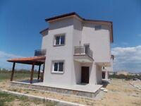 5 BEDROOM VILLA BY BEACH FOR SALE NEAR KUSADASI, WEST COAST TURKEY