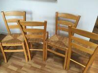 Kitchen Chairs x 4