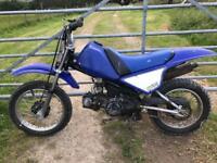 PY90 90cc motorbike. Quick.