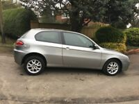 Alfa Romeo 147 Turbo Diesel hatchback - may part exchange