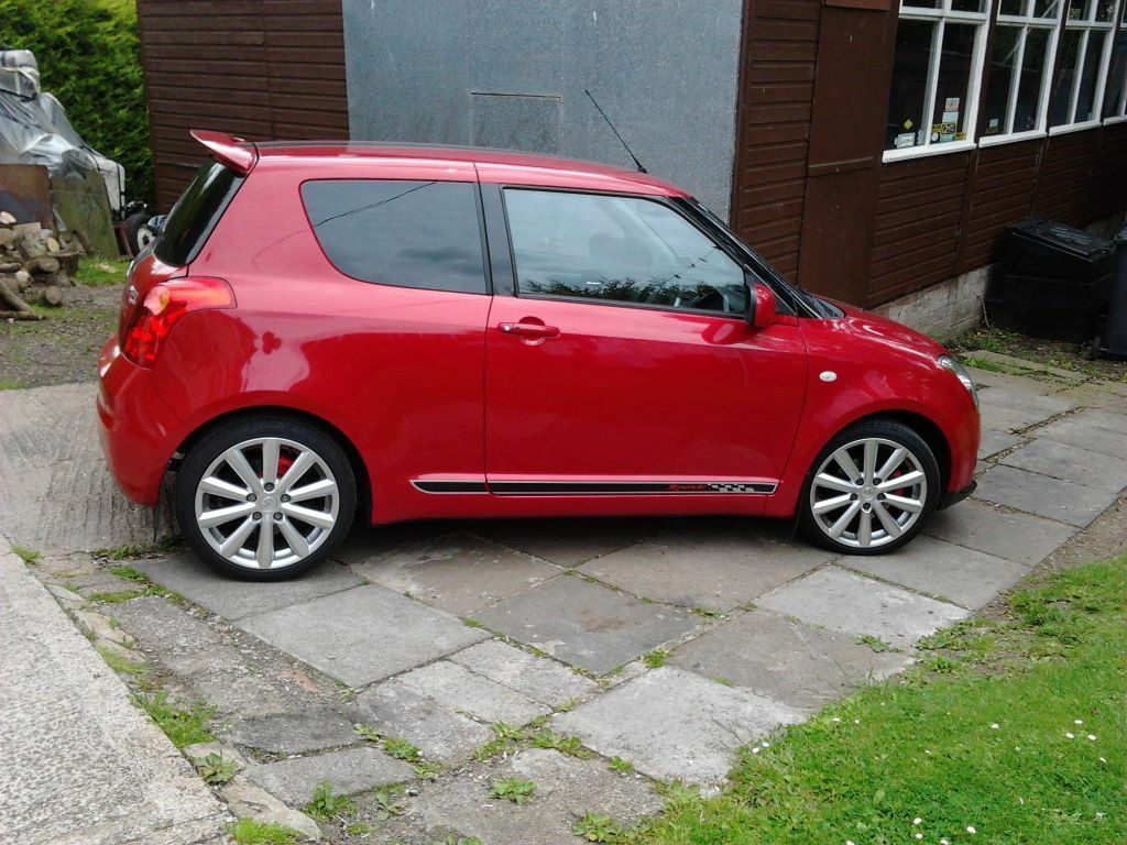 Suzuki Swift Spares New