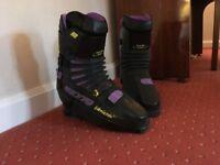 Ski boots - Raichle size 10. Only worn a dozen times.