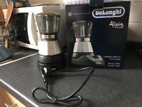 Alicia Delonghi - electric coffee maker