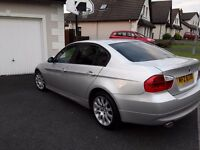 2007BMW 318 SE DIESEL NEW TIMING CHAINS FITTED