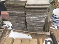 450 x 450 paving slabs x 60
