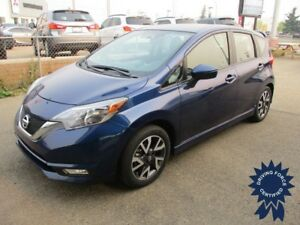 2017 Nissan Versa Note SR 5 Passenger Hatchback, Backup Camera