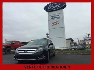2012 Ford FUSION FWD
