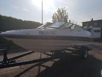 Regal 1800LSR Diesel Bowrider Speedboat Boat 2002