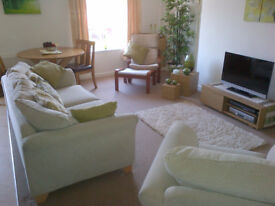 Lovely spacious apartment - 2 bed / 2WC. Nice area, easy for commuting. £595pm incl electric & water