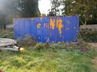 FOR SALE 20******** FOOT SHIPPING CONTAINER. STORAGE CONTAINER.