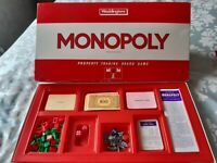 Vintage Classic Monopoly Game