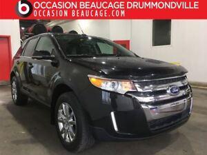 2014 Ford Edge LIMITED AWD - NAVI - TOIT- CAMÉRA - DÉMARREUR!!