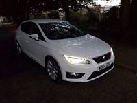 White seat leon fr technology pack stage 1 remap 200bhp