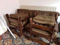 Old Antique sofa.