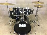 Drum kit CB Sp Series Drums and quality cymbals