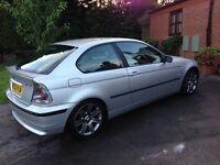BMW 316 ti SE Compact 3dr