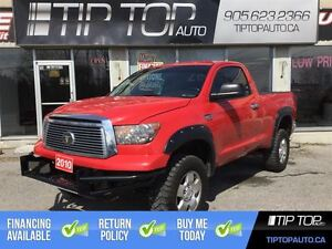 2010 Toyota Tundra SRS ** Lifted, 4X4, Reliable **