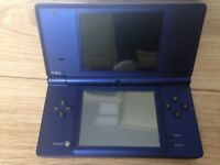 Nintendo DSi Console c/w Charger, Box & instructions + 1 Game