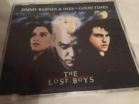 INXS Jimmy Barnes - Good Times CD Single - Lost Boys