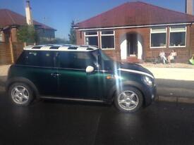 Mini Cooper DIESEL - 08 Plate - Full service - 55 mpg cheap insurance £20 car tax