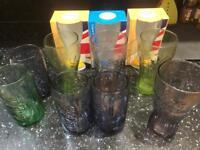 Ten McDonalds Olympic glasses all perfect