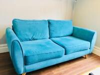 DFS Aurora 3 seater and armchair