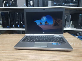 HP EliteBook 2570p Core i7-3520 2.90GHz 8GB Ram 500GB HDD Win 10 Laptop