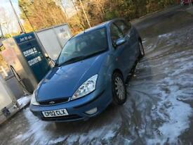 Ford Focus for swap
