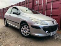 Peugeot 307 1.4 Petrol Year Mot No Advisory Low Miles Drives Great Cheap To Run And Insure Cheap Car