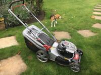 Rotary Lawn Mower - almost new