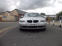 2004 BMW 5 Series 2.5 525i SE 4dr. 12 months mot one owner, service history