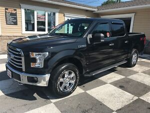 2015 Ford F-150 XLT XTR PACKAGE SUPER CREW