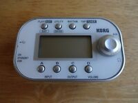 KORG Pandora Mini - Personal Multi Effect Guitar Processor and Drum Machine