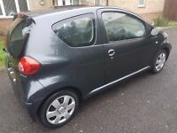 Toyaota aygo 0.9cc semi auto immaculate long mot lile new superb all round car immaculate