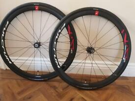 Fulcrum Racing 4 DB Road Disc Wheelset - fitted with Continental Grand Sport Race 28C tyres