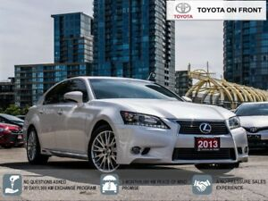 2013 Lexus GS 450h One Owner