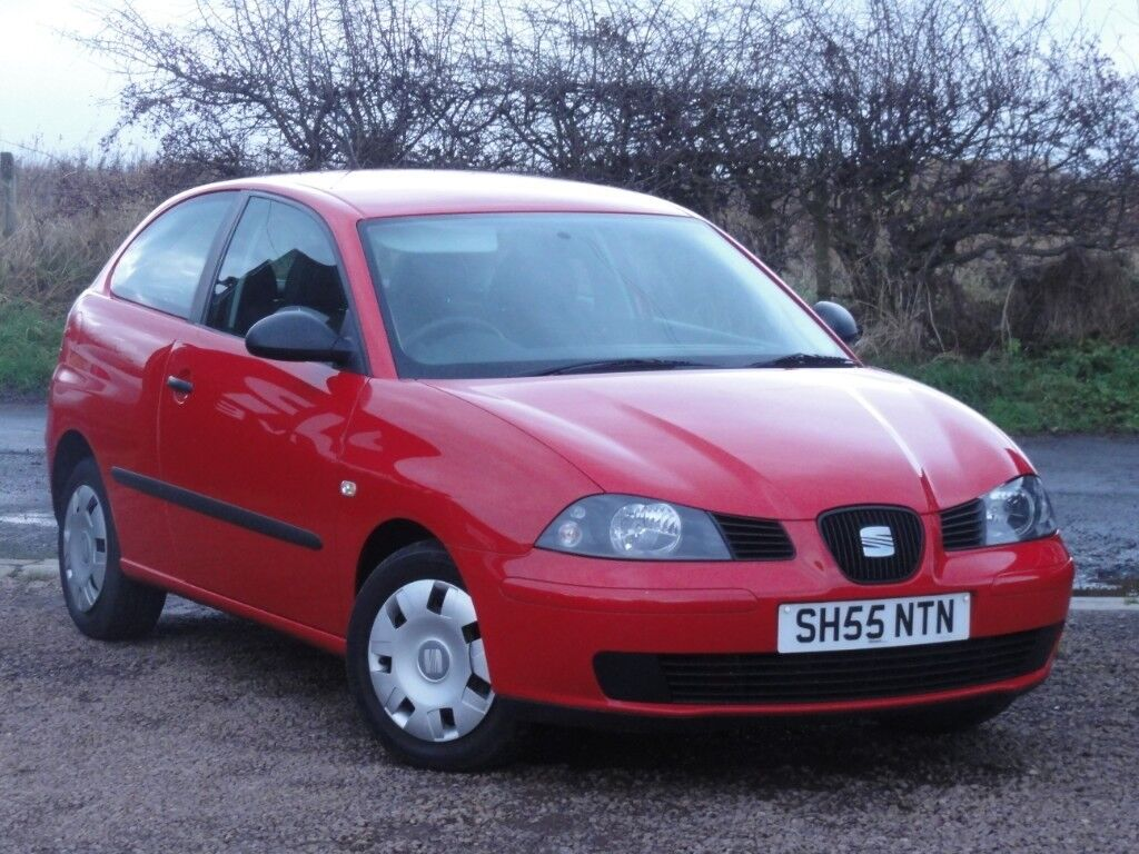 Seat Ibiza Reference 1.2, Manual, 3 Door Hatchback, * Only 50k Miles *,  MOT: 1 Year
