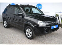 HYUNDAI TUCSON Can't get car finance? Bad credit, unemployed? We can help!