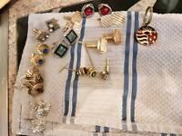 Cufflinks and Tie Pins