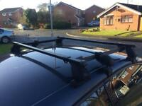 Roof rack/bars Renault Megane