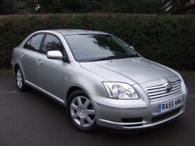 Toyota Avensis 1.8 VVT-i petrol Colour Collection 5dr, 1 owner, Full Toyota service history